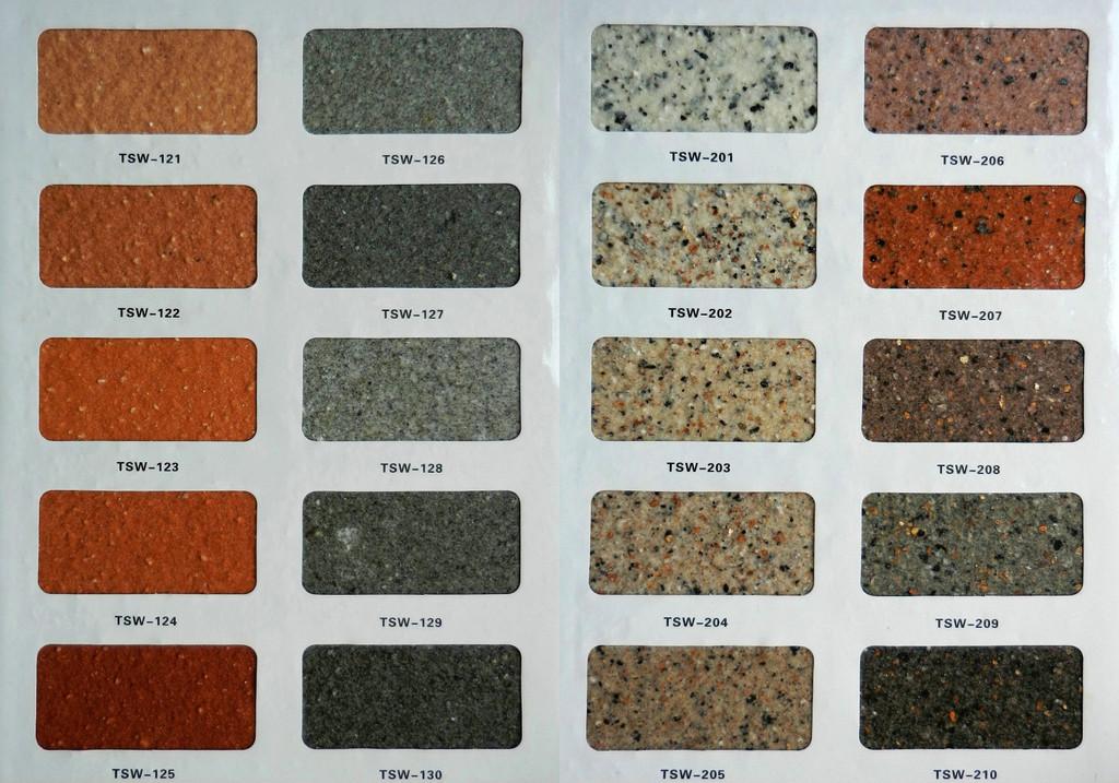 外墙涂料真石漆多少钱一平方米?
