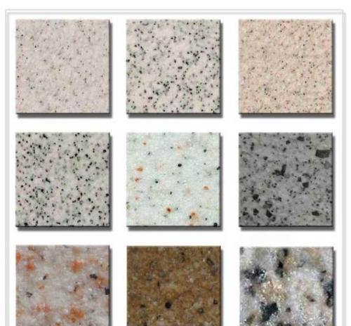 真石漆与水包水漆之间有什么不同?