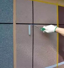 真石漆施工一次成型or两次哪个好?