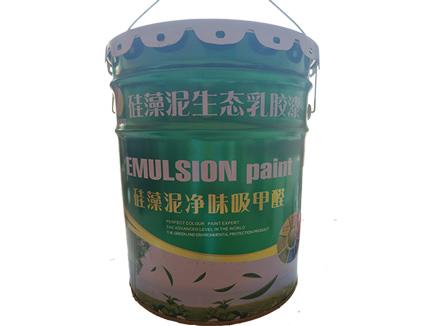 文深硅藻泥生态乳胶漆